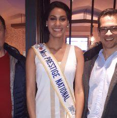 La refleflexologie au service des finalistes de l'élection Miss Prestige National